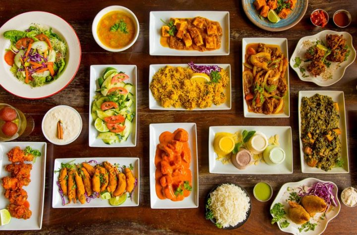 Healthier Indian food items