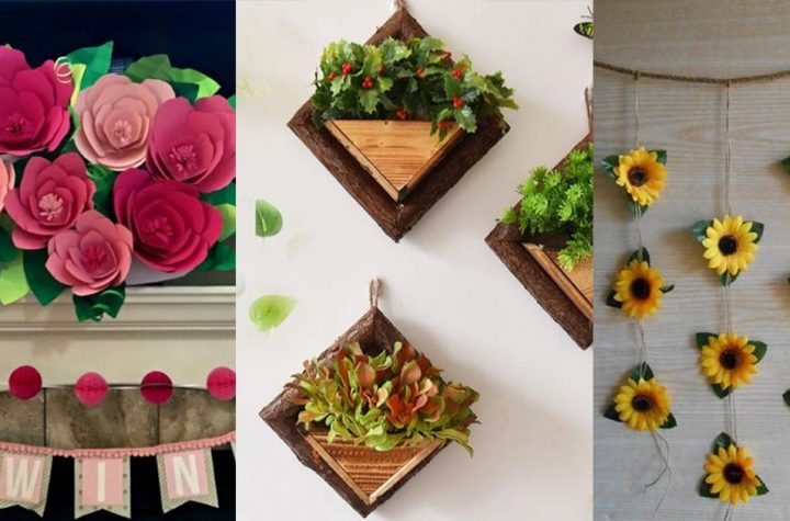 Flower boxes - setting your home with nature's touch
